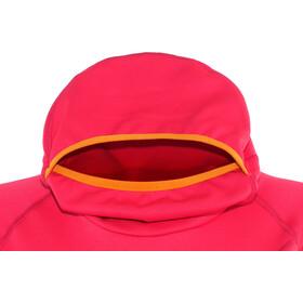 PYUA Albedo Hooded Women barberry pink